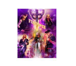 Judas Priest FIRE POWER TOUR 2018のイメージ写真