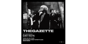 the GazettE 18TH ANNIVERSARY DAY/6576のイメージ写真