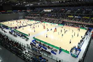 令和2年度 天皇杯・皇后杯 全日本バレーボール選手権大会のイメージ写真